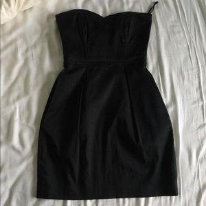 💙2 for $50💙 Aritzia talula black strapless dress